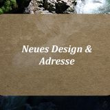 Neues Webdesign